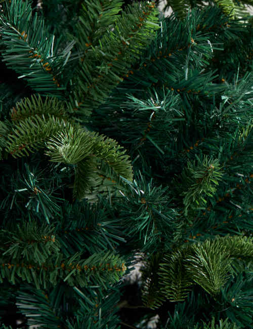 The Belgian - Artificial Christmas Tree - Green - 6 foot ...