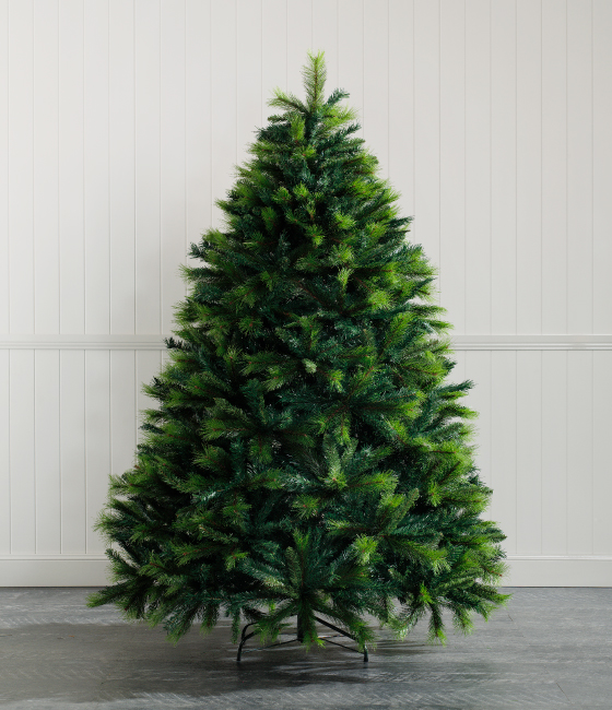 The Austrian Artificial Christmas Tree Green 7 Foot