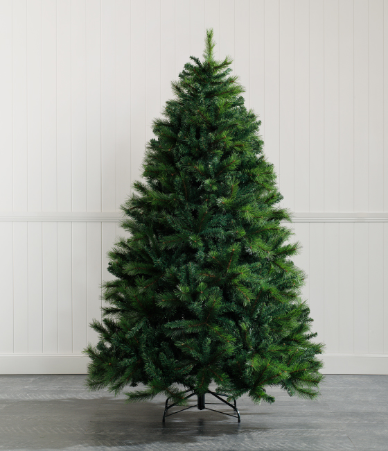 The Canadian - Artificial Christmas Tree - Green - 10 foot ...