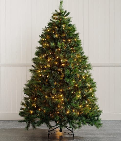 Pre-Lit Trees Archives - The Christmas Tree Company ...